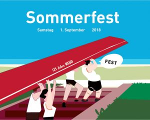 WSVD Sommerfest am 1. September 2018